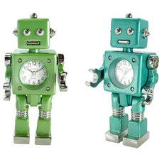 Contemporary Clocks by Perpetual Kid