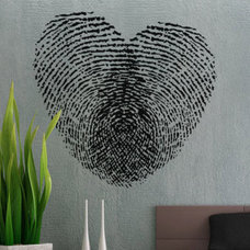 eclectic decals by Etsy