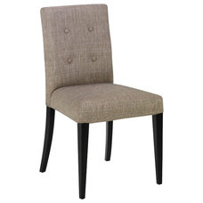 Transitional Dining Chairs by Cymax