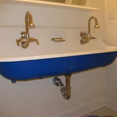 Brockway sink