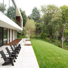 Modern Exterior by CHRISTIAN DEAN ARCHITECTURE, LLC