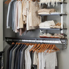 Contemporary Closet Organizers by ivgStores