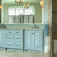 Traditional Bathroom by Cobb Architects