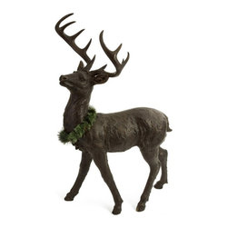 IMAX CORPORATION - Standing Reindeer - Standing Reindeer. Find home furnishings, decor, and accessories from Posh Urban Furnishings. Beautiful, stylish furniture and decor that will brighten your home instantly. Shop modern, traditional, vintage, and world designs.