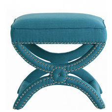 Eclectic Footstools And Ottomans by Live Like You
