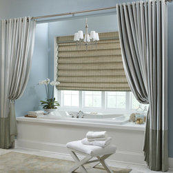 Boutique - Boutique Grommet Drapery - Our Grommet Drapery can elevate and bring life to your surroundings. A perfect way to accentuate your existing window treatments, this drapery comes in a variety of colors and patterns that lends itself to both casual and formal environments.