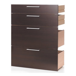 Prima 2 Drawer, 2 File - This storage insert works with the Prima ...