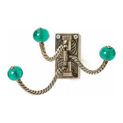 Soda Fountain Hooks - I have this exact hook in my bathroom holding my necklaces--it makes me happy every time I see it.