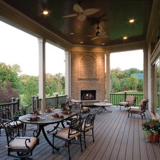Traditional Porch by Build Cincinnati of Coldwell Banker