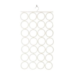 Magnus Elebäck - KOMPLEMENT Multi-use hanger - Multi-use hanger, white