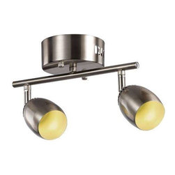 Trans Globe Lighting - Trans Globe Lighting W-812 BN Track Light In Rubbed Oil Bronze - Part Number: W-812 BN