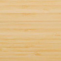 Classic Natural Vertical Bamboo Flooring - This flooring's striking vertical pattern offers a distinctive, stylish backdrop for any decor. Its natural blond color brightens every space.