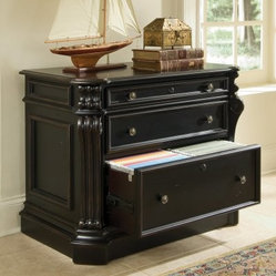 Hooker Telluride Lateral Filing Cabinet - Give your paperwork and ...
