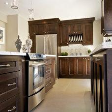 Kitchen by Gabriele Pizzale Design Inc.