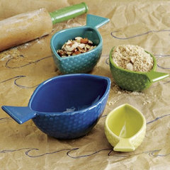 eclectic kitchen tools by West Elm