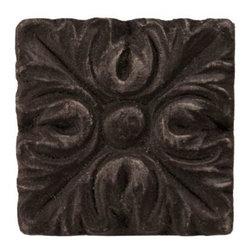 Wrought Iron Decorative Insert -