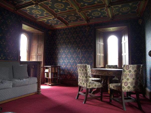 Living room in Helen's Tower