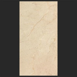 Stone & Co - Crema Marfil 12x24 Polished Marble Tile - Just like Bella Marble, Cream Marfil Marble Collection also comes in beige which allows for different experimental designs with your home. These are multipurpose tiles fit for use either in the kitchen, living room or the bathroom. There are two floor styles to try out in this collection; either classic or modern designs.The Crema Marfil Marble collection are more than just tiles, they are lifestyle. Any clean house that lacks tiling still appears missing in an element. The Marfil Marble designed tiles will complete that dŽcor equation you have been looking for, bringing your house to life and creating an enviable ambience to your guests.The collection comprises of different sized tiles which also may vary how strong the beige color is. Once you have your room measurements right, you can order for the right amount of Crema Marfil Marble collection to start renovating your house. From our tile experts, it is advisable to buy a bit in excess of the target number; this will come in handy when you want to replace broken tiles or cover up minute sections of the wall or floor.The Crema Marfil Marble collection brings out the true beauty of your house and they are easy to maintain.