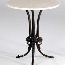 Mediterranean Side Tables And Accent Tables by barrydixon.com