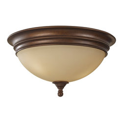 Murray Feiss - Murray Feiss Yorktown Heights Traditional Flush Mount Ceiling Light X-ZBRP573MF - Murray Feiss Yorktown Heights Traditional Flush Mount Ceiling Light X-ZBRP573MF