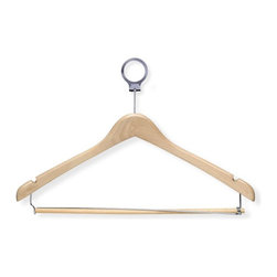 Honey Can Do International LLC - Honey Can Do Hotel Hangers with Locking Bar - Set of 24 - HNG-01735 - Shop for Clothing Hangers from Hayneedle.com! About Honey-Can-DoHeadquartered in Chicago Honey-Can-Do is dedicated to helping you organize your life. They understand that you need storage solutions that are stylish and affordable at the same time. Honey-Can-Do focuses on current design trends and colors to create products that fit your decor tastes while simultaneously concentrating on exceptional quality. When buying a Honey-Can-Do product you can be sure you are purchasing a piece that has met safety control standards and social compliance methods.