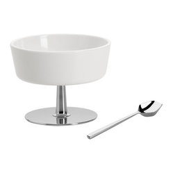 Alessi Ape Bowl with Stand