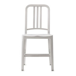 1006 Navy Side Chair Home Products on Houzz