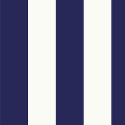 Medium Navy and White Stripe - SY33924 - Collection:Simply Stripes 2