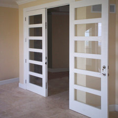 contemporary interior doors by Supa Doors