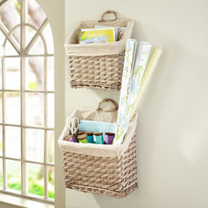 Traditional Magazine Racks by Wisteria