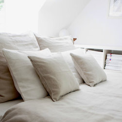 Bed Linen Set by Moods - I love this linen set. It's handmade, organic and beautiful.