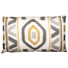 Contemporary Decorative Pillows by Designer Fluff LLC