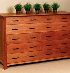 asian dressers chests and bedroom armoires by McKinnon Furniture