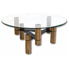 contemporary coffee tables by Quantum Lifestyle Furnishings, LLC
