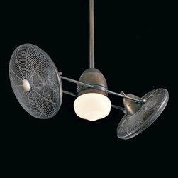 Shop Eclectic Ceiling Fans On Houzz