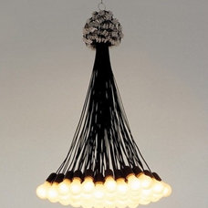 Modern Chandeliers by Interior Deluxe