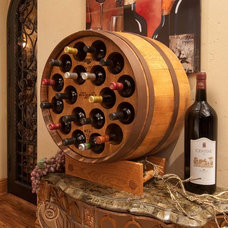 Traditional Wine Racks by The Barrel Rack