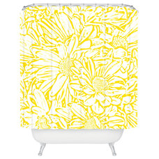 Farmhouse Shower Curtains by DENY Designs