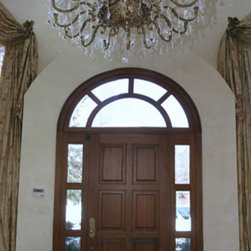 Window Treatments: by Dream Interiors -