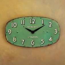 Traditional Wall Clocks by Sundance Catalog