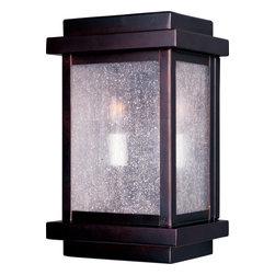 Maxim Lighting - Maxim Lighting 4651CDBU Cubes 2-Light Outdoor Wall Lantern - Maxim Lighting 4651CDBU Cubes 2-Light Outdoor Wall Lantern