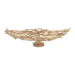 Amazing Styled Driftwood Tray - Description: