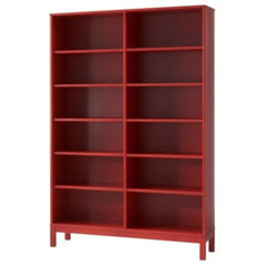 modern bookcases cabinets and computer armoires by IKEA