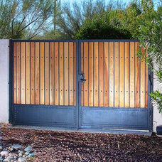 Modern Outdoor Products by First Impression Security Doors