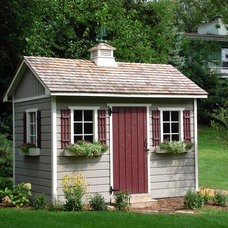 Traditional Sheds by Summerwood Products