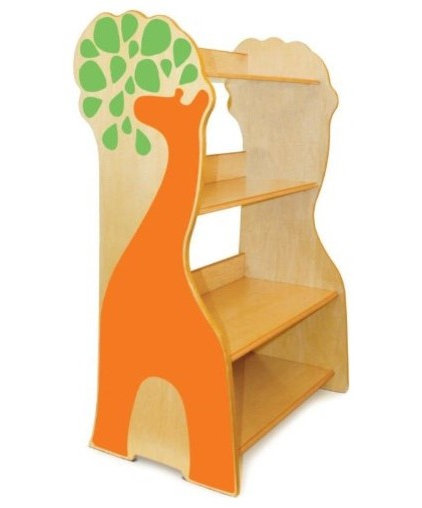 Eclectic Bookcases by Amazon