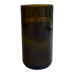 Vineyard Tales - Dinner Wine Candle (Unscented) - Napa Valley's Wine Candle Factory - We understand that you want to smell your food and also enjoy a lit candle at dinner. We have made the Dinner candle just for you.