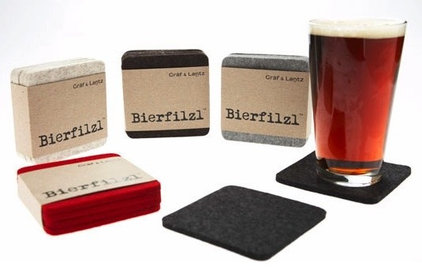 Contemporary Coasters by Plastica