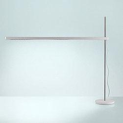 TASK LIGHTING - Talak FLU/LED Table Lamp
