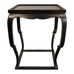 NOIR - NOIR Furniture - Bellini Side Table - GTAB326HB - Features: